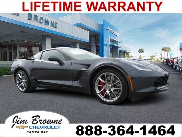 Jim Browne Tampa >> New 2019 Chevrolet Corvette Z06 Rwd 2d Coupe