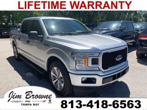 Pre-Owned 2018 Ford F-150 SXT